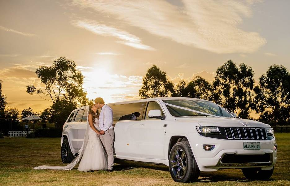 limousine mariage